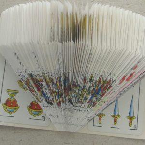 """""""Tarot"""" Altered Book"""