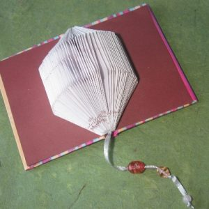 """2010"" Altered Book"